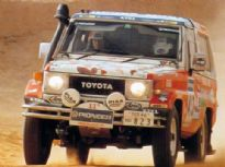 Toyota Land Cruiser 3.4D - BJ75 (11/1984-01/1990)